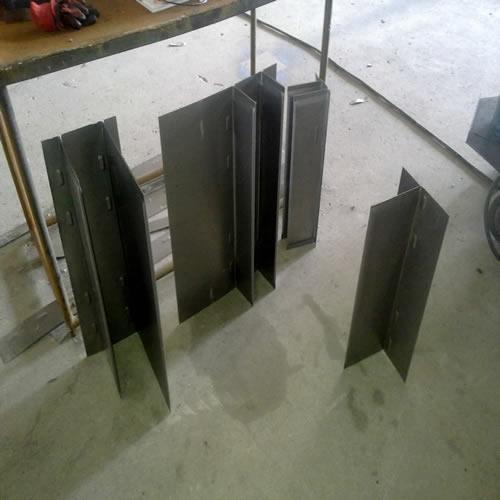 Trafo Soğutma Sacı Form Verme Makinası